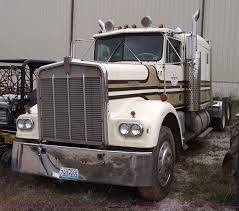w900a kenworth trucks for sale 1979 kenworth w900a semi tractor item 5491 sold novembe