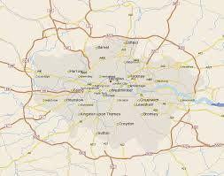 St Pancras Floor Plan Saint Pancras Map Street And Road Maps Of Greater London England Uk