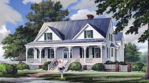100 southern style house plans with porches plantation