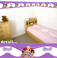 lego friends self adhesive decorative wall border 5 metres in shop categories