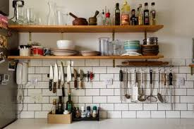 open shelving an easy 5 step plan for open shelving in any kitchen kitchn