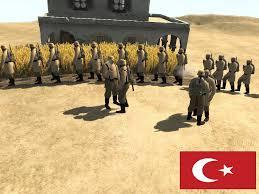 Ottoman Army Ww1 Ww1 Mod 00 00 02 Ottoman Army Marching Image The Great War