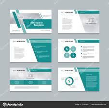 element layout template is not supported page presentation layout design template with info graphic element
