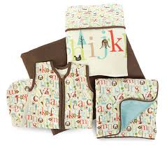 Skip Hop Crib Bedding Skip Hop Complete Sheet Set With Decals Alphabet Zoo