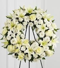 flowers for funeral service treasured wreath spray funeral service flowers in salisbury ma