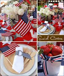 lovely and festive 4th of july decor b lovely events