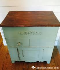 gray furniture paint easy furniture makeover with rustoleum chalk paint in aged gray