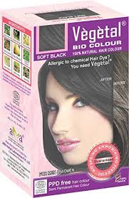 hair colour after 50 buy vegetal bio colour soft black 50 gm online at low prices in