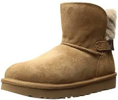 womens ugg boots on amazon amazon com ugg womens adria ankle boot ankle bootie