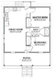cottage house plans one story one room cottage floor plans novic me