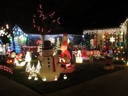Christmas House Light Show by Best Christmas Lights And Holiday Displays In Chico Butte County