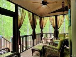 47 best screened patio curtain ideas images on pinterest