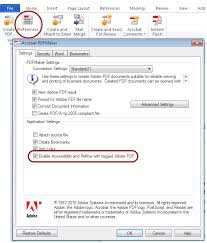convert pdf to word with acrobat webaim pdf accessibility converting documents to pdf