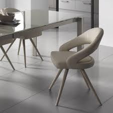 sedie pelle sedie moderne di design in pelle legno o imbottite viadurini
