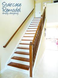 How To Build A Banister For Stairs Staircase Make Over Part 6 The Finishing Touches