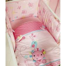 Nursery Bedding Sets Uk Clair De Lune Lottie Squeek Crib Quilt And Bumper Set Crib Bedding