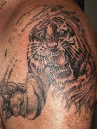 ripping tiger by smeesus on deviantart