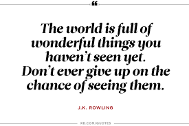 8 j k rowling quotes to motivate you through any slump reader u0027s
