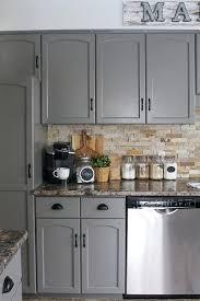 grey kitchen cabinet doors gray cabinet doors 5 piece laminate cabinet door in glacier gray