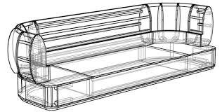 Designing Of Furniture To Order Drawings Of Furniture - Sofa frame design