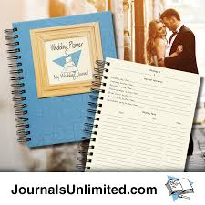 wedding journal wedding planner my wedding journal light blue journals