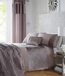 Argos Bed Sets Bed Linen Amusing Mink Duvet Cover White And Mink Bedding House