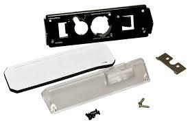 lexus rx330 license plate bulb replacement amazon com gazer ca859 car rear view backup camera license plate