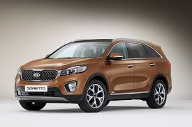 kia vehicles 2015 2015 kia sorento detailed confirmed for paris motor show w video