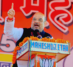 In Ex by Uttar Pradesh Assembly Election 2017 In A First Amit Shah To