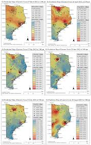 ijerph free full text geospatial interpolation and mapping of