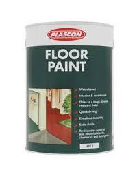 floor paint plascon products