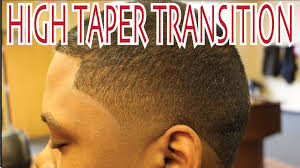 how to taper hair step by step high taper haircut transition from mohawk step by step barber