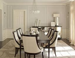 Cream Dining Room Walls Design Ideas - Dining room walls