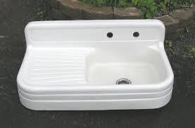 kitchen sinks with backsplash sold antique kitchen sinks