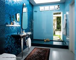 glamorous 20 pink and blue tile bathroom decorating idea