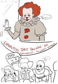Waha Meme - pennywise laughing pennywise the clown know your meme