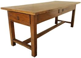 antique tables french oak stunning antique farmhouse kitchen