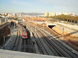 Estación de Barcelona-La Sagrera