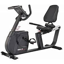 Armchair Exercise Bike Kettler Premium Recumbent Exercise Bike Black Amazon Co Uk