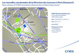 Toulouse France Map by Cnes Cnes Facilities