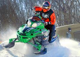 how to convert a race snowmobile into a trail sled american