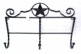 wrought iron housewares calendar hook plate holder hat rack