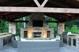 Kitchen Fireplace Design Ideas Outdoor Kitchen And Fireplace Designs Inserts Outdoor Kitchen