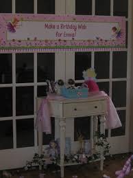 Birthday Wish Tree Many Sweet Blessings Emma U0027s Fairy Princess Party