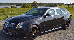cadillac cts vs here s what a cadillac cts v wagon is worth now
