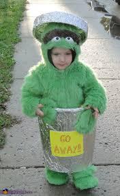 Winnie Pooh Halloween Costumes Babies Oscar Grouch Costume Homemade Halloween Halloween Costumes