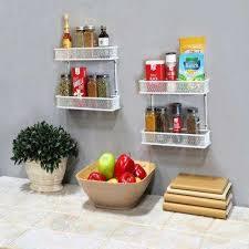 18 Jar Spice Rack Spice Racks U0026 Jars Kitchen Storage U0026 Organization The Home Depot