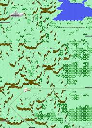 Rock Tunnel Leaf Green Map Starmen Net Mother Earthbound Beginnings Maps