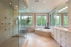 luxury bathrooms designs tropical luxury bathroom designs with travertine floor tile and