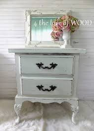Refinishing Wood Furniture Shabby Chic by 56 Best 4 The Love Of Wood U0027s Nightstands Images On Pinterest